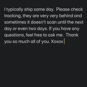 *please read about ship*